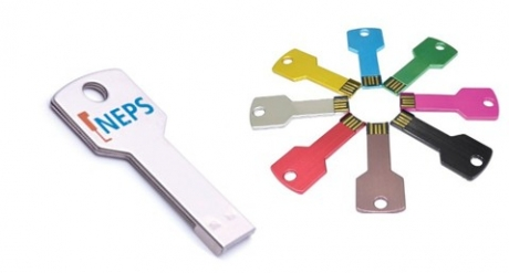 Printed Flash Drive Keys